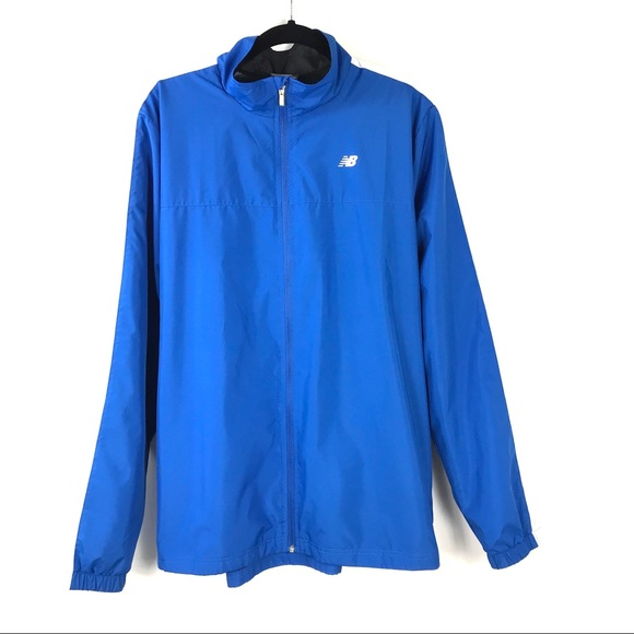 new balance mens coat